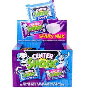 Center Shock Scary Mix Kaugummi extra sauer 100 Stück