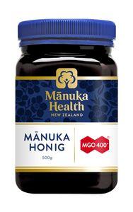 Manuka Health - Manuka Honig MGO 400+ [500g] - Glutenfrei, Laktosefrei