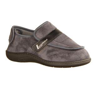 Medizinische Schuhe Liromed 830, Taubenblau, Textil,NEU - Liromed Verbandschuhe, Grau