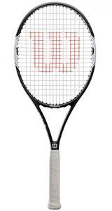 WILSON WILSON Federer Control 103 Tennisschläger BLACK/WHITE 3