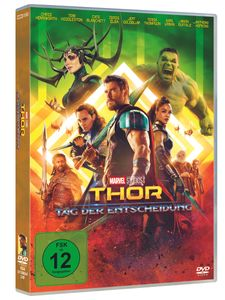 Thor: Tag der Entscheidung [DVD] (Erscheinungsdatum: 15.03.2018)
