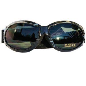 Motorradbrille HEEZY® Sportbrille 460-BP Chopper Motorrad Motorboot Ski Fahrrad Brille
