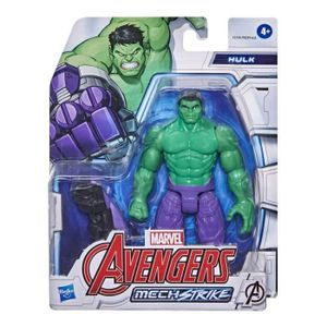 AVN Mech schlägt Hulk