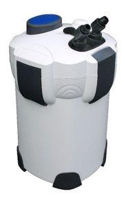 Aquarium Außenfilter HW-304B 2000 L/h Stufen UVC Filtermaterial