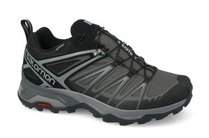 Salomon X Ultra 3 GTX Shoes Herren black/magnet/quiet shade Schuhgröße UK 8,5 | EU 42 2/3