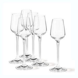 Leonardo Tivoli Digestiv Glas 6er Set Digestivglas Grappaglas Likör Schnapsglas