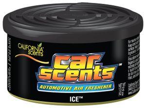 California Scents lufterfrischer Dose Eis 42 Gramm