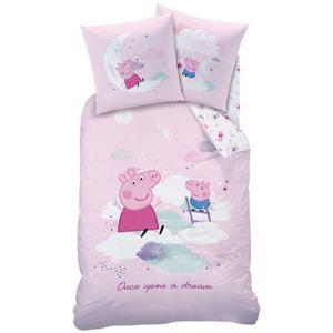 Peppa Pig Wutz  Bettwäsche-Set Dream 135/200 + 80/80 cm