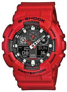 Casio Herrenuhr G-Shock GA-100B-4AER