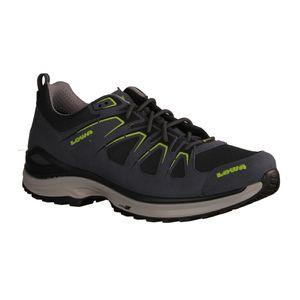 Lowa Herren Outdoor Schuhe  Leder-/Textilkombination blau 44