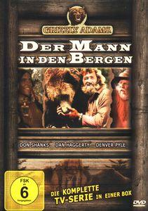 DER MANN IN DEN BERGEN -Die komplette Serie in einer Box- 37 Episoden (10 DVDs)