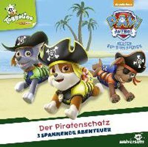 BUSCH CD Paw Patrol 13: Schatz 0 0 STK