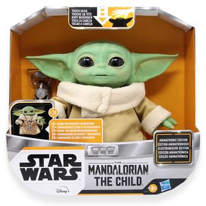 Hasbro Star Wars The Mandalorian The Child Elektronische Figur Animatronic Edition HASF1119