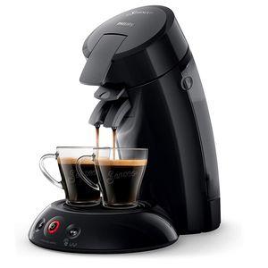 Philips HD6554 / 61 Kaffeepadmaschine Senseo Original Schwarz 0, 75 Liter