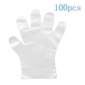 PE Kinderhandschuhe Einwegartikel für 3 12 Jahre zum Basteln von Gartenzubehör Verdicken 21 x 10,5 cm
