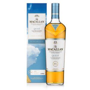 Macallan Quest Travellers Edition Speyside Single Malt Scotch Whisky 0,7l, alc. 40 Vol.-%