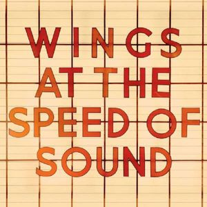 Wings-At The Speed Of Sound