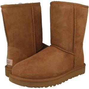 UGG Classic Short II Boot Stiefel Damen Braun (1016223 CHE) Größe: 38 EU
