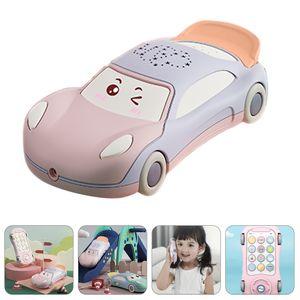 1pc Baby-Handys Spielzeug Lustige Früherziehung Spielzeug Simulation Telefon Kinder Spielzeug