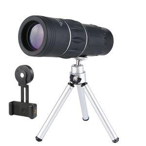 Wasserdichtes Monokular Teleskop Telefon Kamera Zoom Starscope Wandern Jagd 16x52 -H03