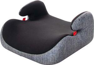 Osann Kindersitz, Sitzerhöhung - TOPO Luxe Grey Melange - von ca. 3 bis 12 Jahren