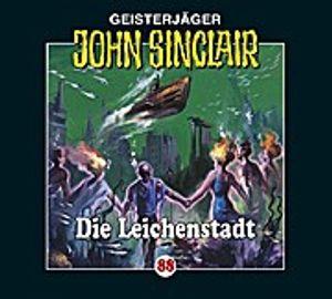 John Sinclair-Folge 88-Die Leichenstadt