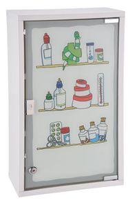 Medizinschrank bunt - Art. Nr. 33283 - bunt