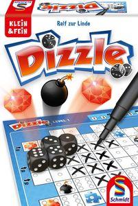 Schmidt 49352 Dizzle Ein Würfelspiel für 4 Spieler ab 8 Jahren
