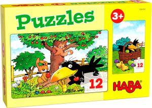 Haba Puzzles Obstgarten