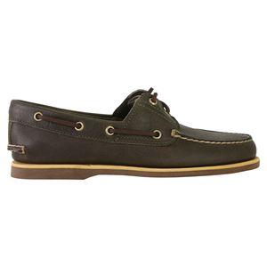 Timberland Bootsschuhe Herren Mokassins Dunkelbraun (TB0A2AFC901) Größe: 40