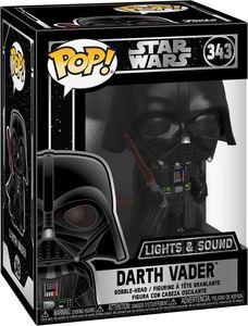 Star Wars - Darth Vader 343 Light & und Sound - Funko Pop! - Vinyl Figur
