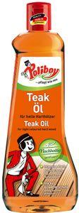 Poliboy Teak Öl hell 500 ml