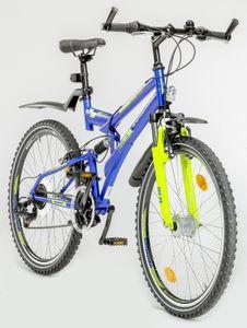 Zündapp Fully-Mountainbike Blue 3.0, 28 Zoll