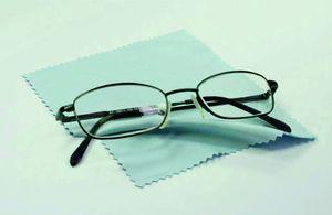 Mikrofaser Brillenreinigungstücher