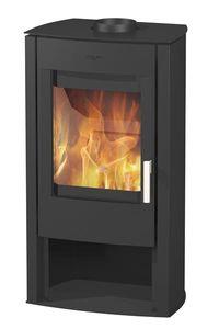 Kaminofen Fireplace Tuvalu Stahl schwarz 6kW