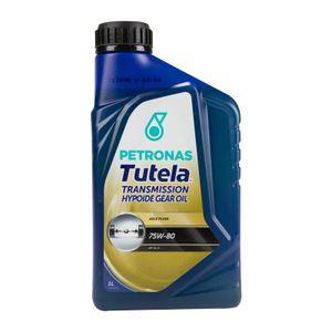 Petronas Tutela Getriebeöl Hypoide Gear Oil 75W80 GL5 Fiat 9.55550-DA10 CTR. F060.N15 1L 1 Liter