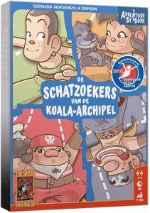 999 Games action-Spiel nach Buch: Die Schatzsucher von Kuala