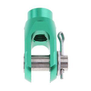 1 Stück hinterer Bremse Clevis Grün wie beschrieben