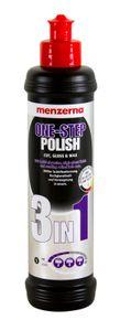 MENZERNA One-Step Polish 3in1 Lackversiegelung Hochglanzpolitur Politur 250 ml