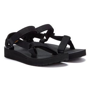 Teva Schuhe Midform, 1090969BLK, Größe: 38