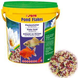 sera Pond Flakes Nature 10 l / 1,6 kg