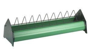 Kerbl Futtertrog Kunststoff,100cm lg. 20cm breit, f. Hennen