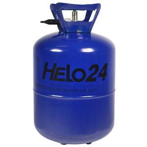 Helium Ballongas Heliumgas Heliumflasche Gas für ca. 15, 30, 50 oder 100 Luftballons, Inhalt:für 30 Luftballons