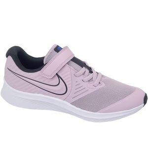 Nike Sneaker Low STAR RUNNER 2 (PSV) Violett Mädchen