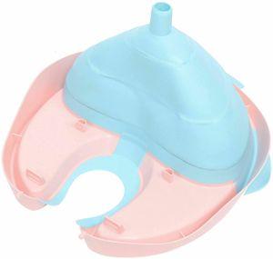 Tragbare Faltbares Haarwaschschüssel, Haarwaschbecken für Schwangere,  Bettlägerige und Behinderte, Senioren. Mobile Salon (mit Drainagerohr)
