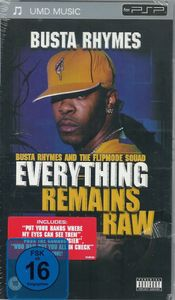 UMD Busta Rhymes - Everything Remains Raw