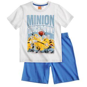 Minions Shorty-Pyjama blau(116) (116|blau)