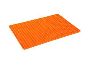 Silikon Backunterlage Backpapier Teigmatte Backmatte Teigunterlage Ausrollmatte