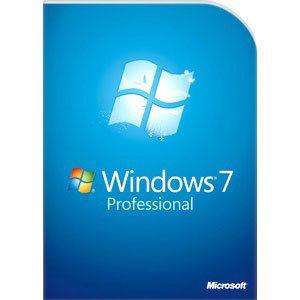 Microsoft Windows 7 Professional, OEM (64-Bit)