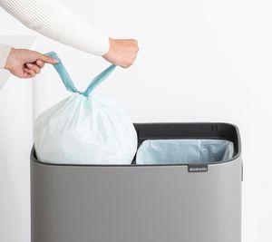 Brabantia PerfectFit Beutel Müllbeutel 20 Stück/Rolle 30 L